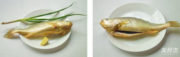 红烧黄鱼的做法大全
