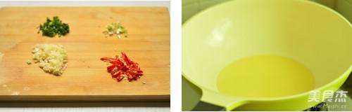 蚝油茭白的做法图解