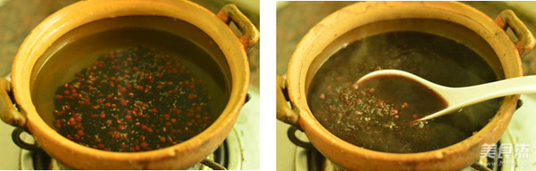 红豆小米粥的做法图解