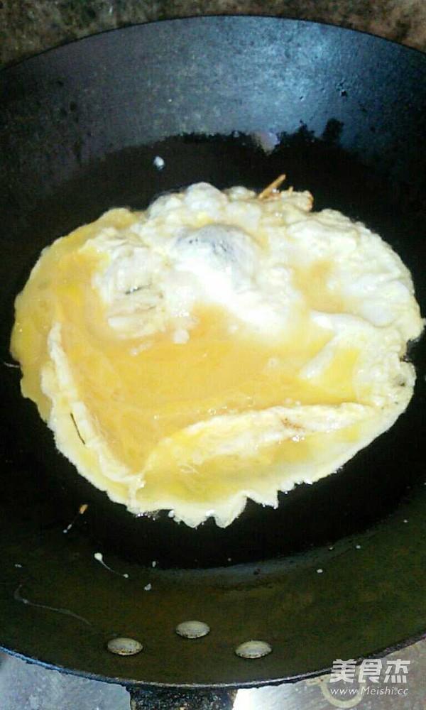 韭黄炒蛋的家常做法