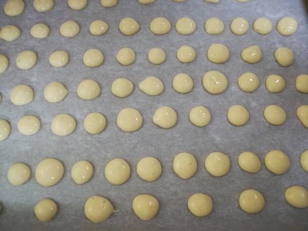 蛋香小餅干的步驟