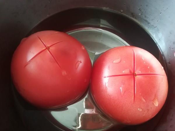 网红番茄肉酱意面的做法图解