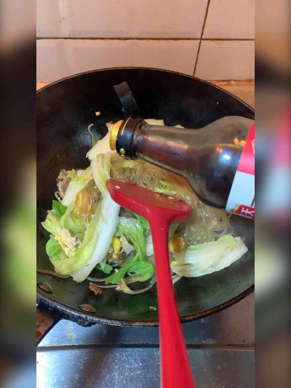 腊肉炒粉丝怎么炒