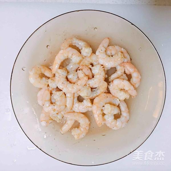 炒虾仁的家常做法