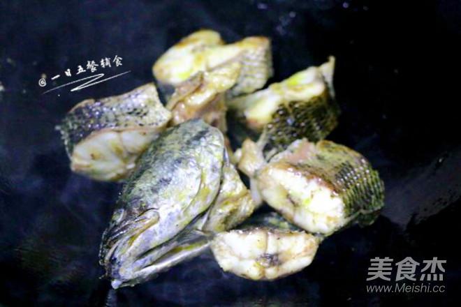 黑鱼青菜汤的做法大全