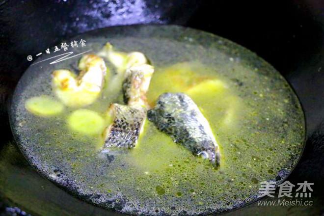 黑鱼青菜汤的家常做法