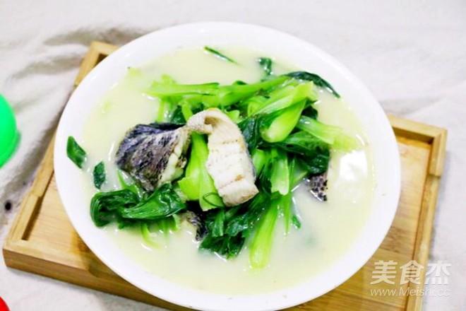 黑鱼青菜汤怎么炒