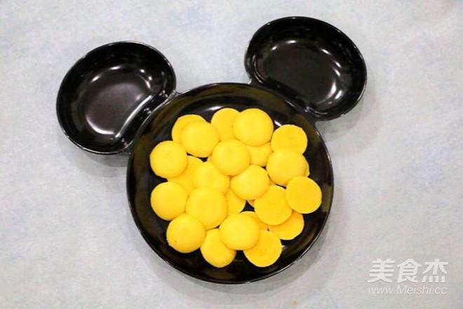 蛋黄溶豆怎么炖