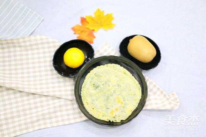 饺子皮葱油饼 宝宝辅食,鲜香酥脆全家都爱吃怎么做