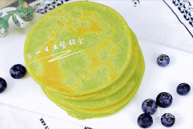 牛油果香蕉松饼 宝宝辅食,低筋面粉+牛油果+香蕉+蛋黄怎样煮
