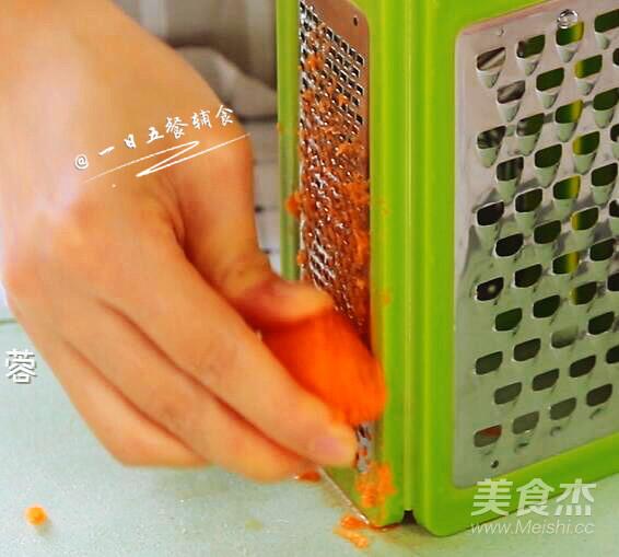 香菇肉末盖浇面 宝宝辅食,空心管面+胡萝卜+柠檬汁怎么做