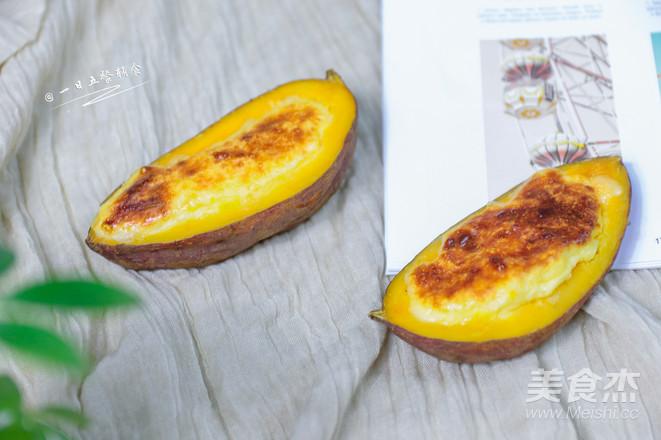 奶酪焗红薯怎么煮