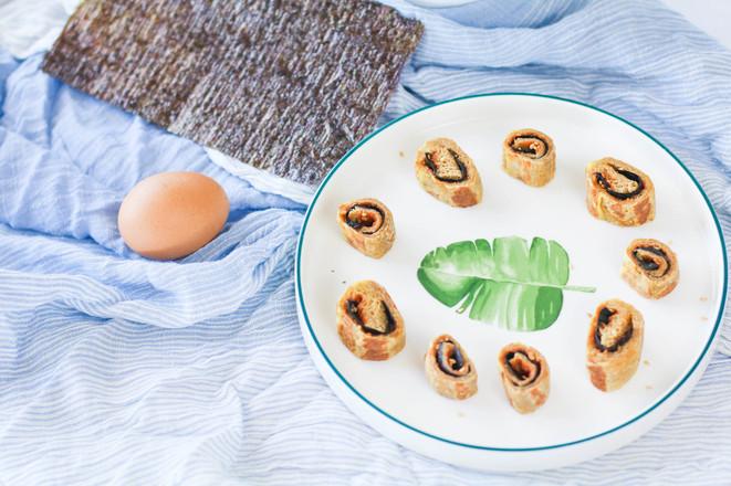 海苔吐司圈怎么煮