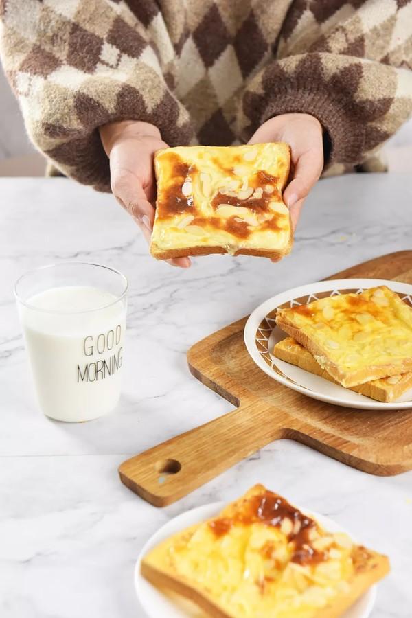 岩烧乳酪的步骤