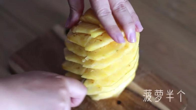 飞饼版菠萝派的做法大全