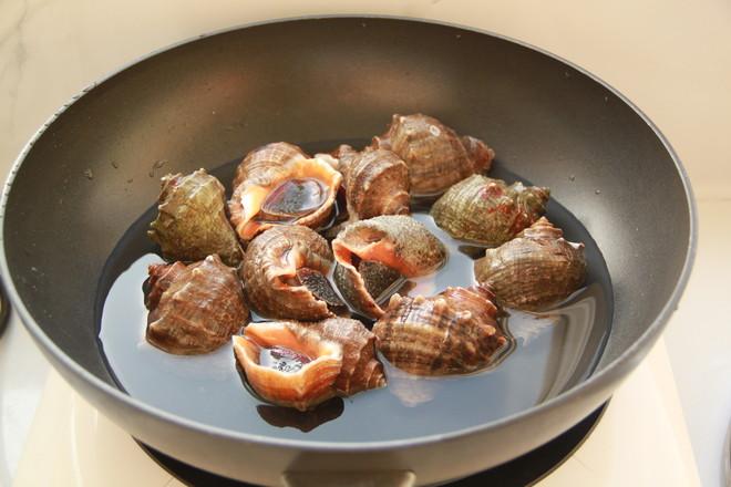 盐水煮海螺的做法图解