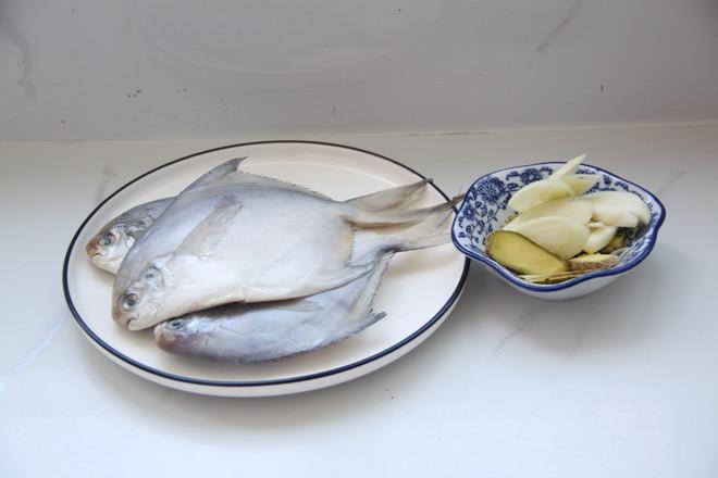 红烧小鲳鱼的做法大全