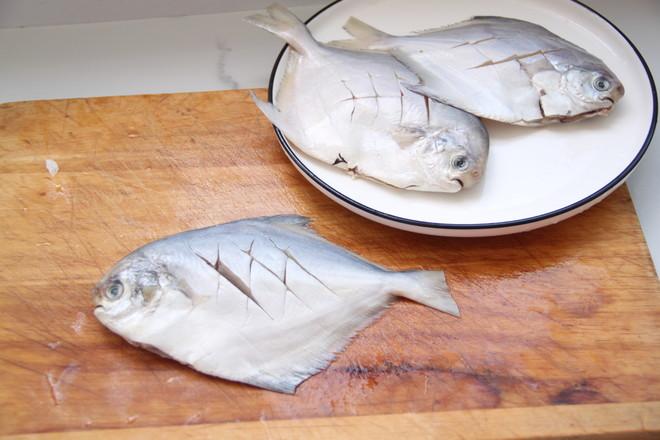 红烧小鲳鱼的家常做法