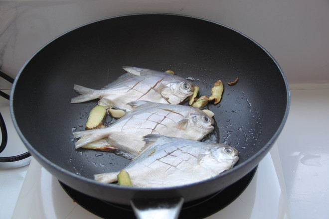 红烧小鲳鱼怎么做