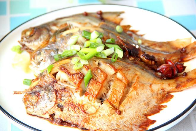 红烧小鲳鱼怎样做