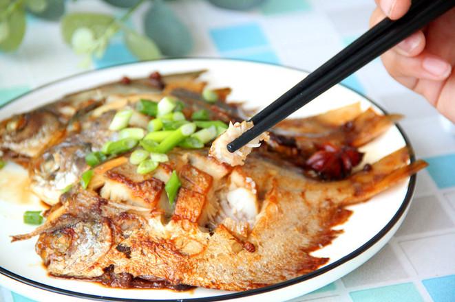 红烧小鲳鱼怎样炒