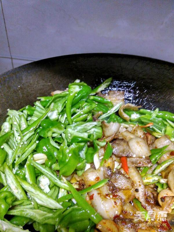 尖椒回锅肉怎么煮