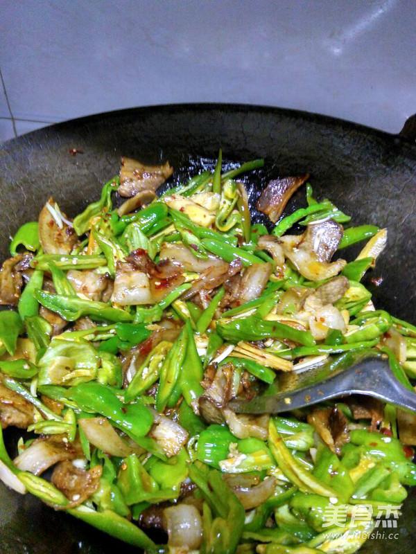 尖椒回锅肉怎么炖