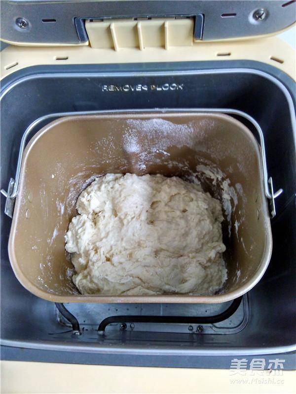 清水白面包怎么做