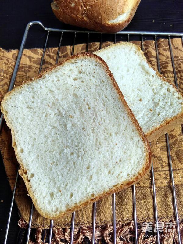 清水白面包怎么煮