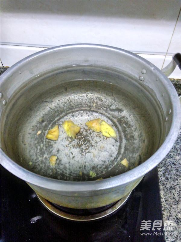 山药羊肉汤的家常做法