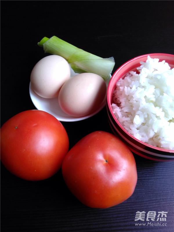 番茄炒蛋盖浇饭的做法图解