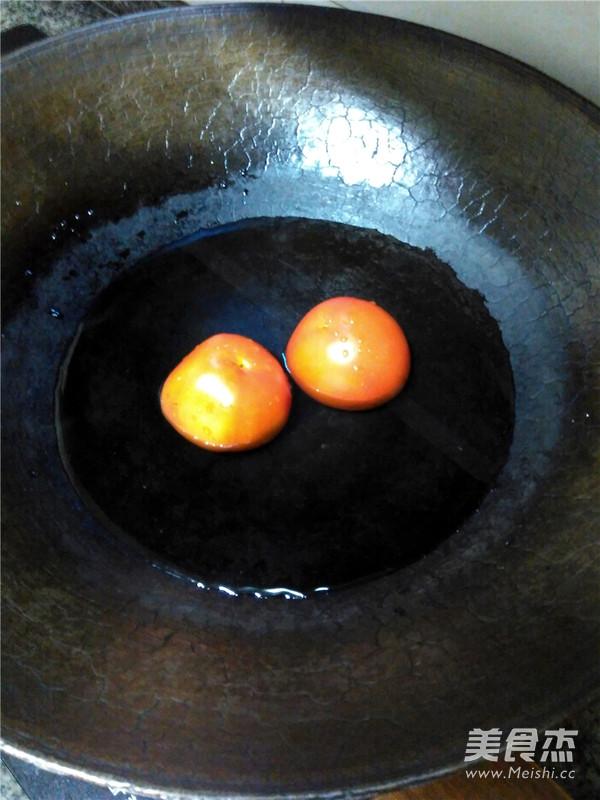 番茄炒蛋盖浇饭的家常做法