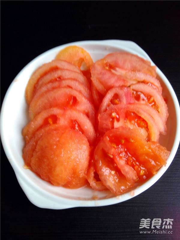 番茄炒蛋盖浇饭的简单做法