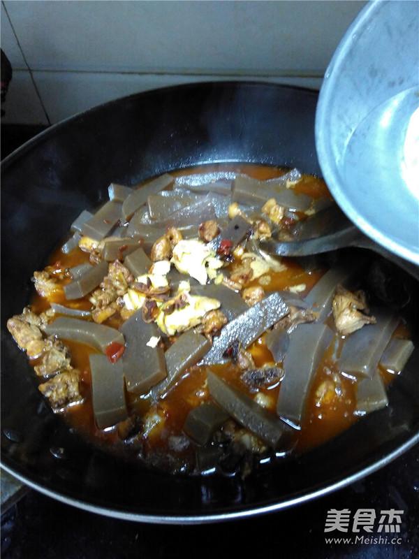 魔芋烧鸭怎么煮