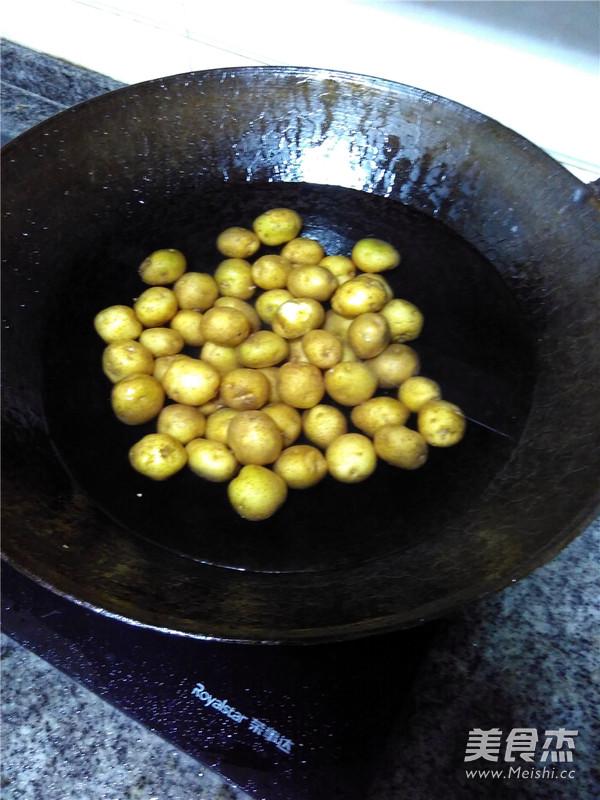 格琳诺儿香辣小土豆的做法图解