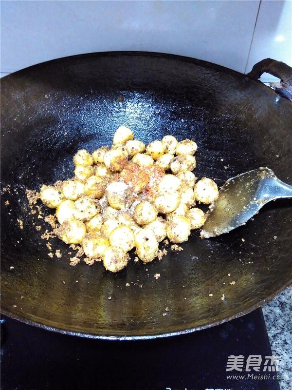 格琳诺儿香辣小土豆怎么炒
