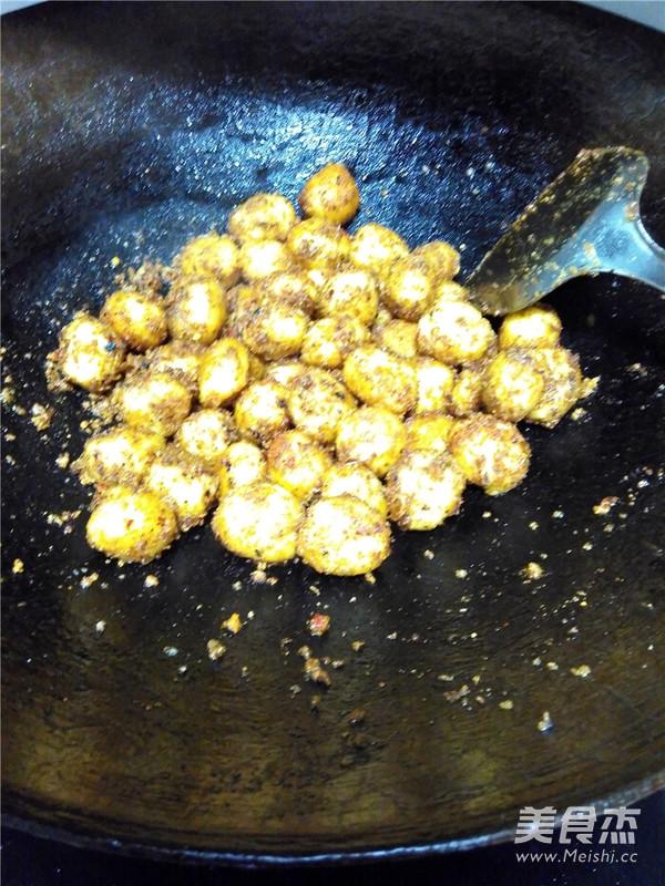 格琳诺儿香辣小土豆怎么煮