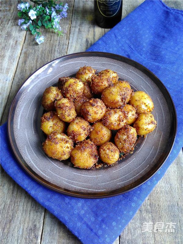 格琳诺儿香辣小土豆怎么炖