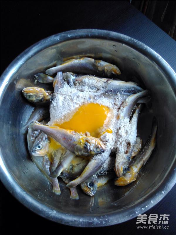 酸辣小黄鱼的家常做法