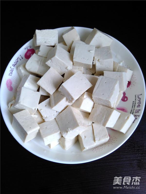 泡菜渡豆腐的简单做法