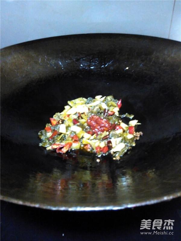 泡菜渡豆腐怎么做