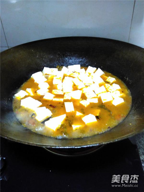 泡菜渡豆腐怎么煮