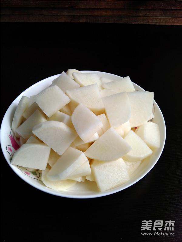 萝卜豆腐汤的做法图解