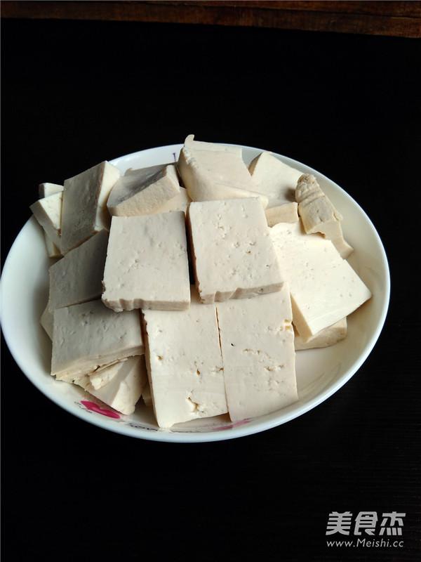萝卜豆腐汤的家常做法