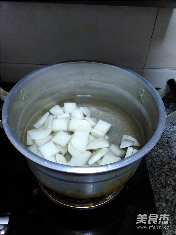 萝卜豆腐汤怎么吃