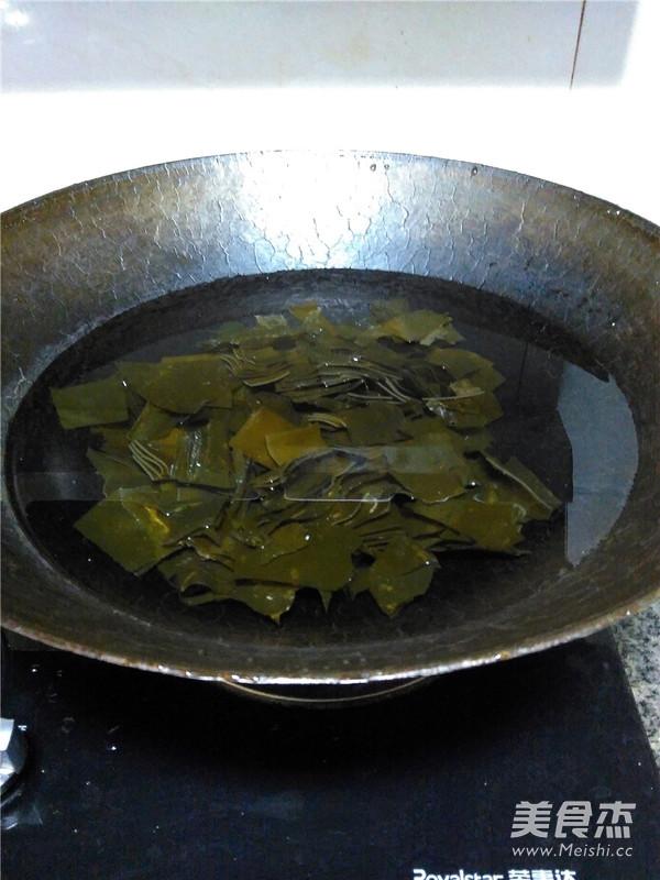 海带豆腐汤的简单做法