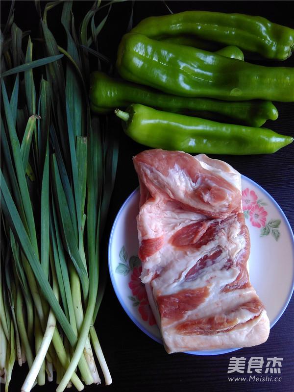香辣回锅肉的做法大全