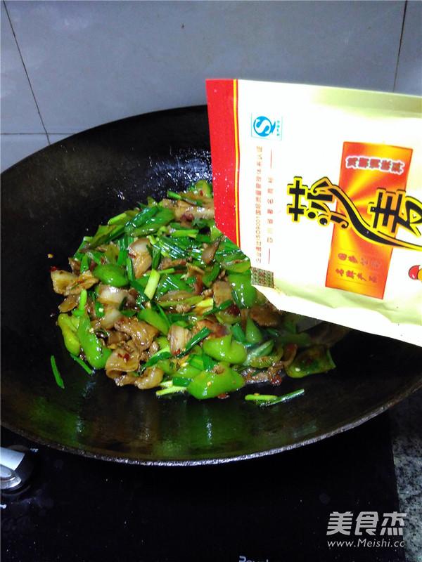 香辣回锅肉怎样炒