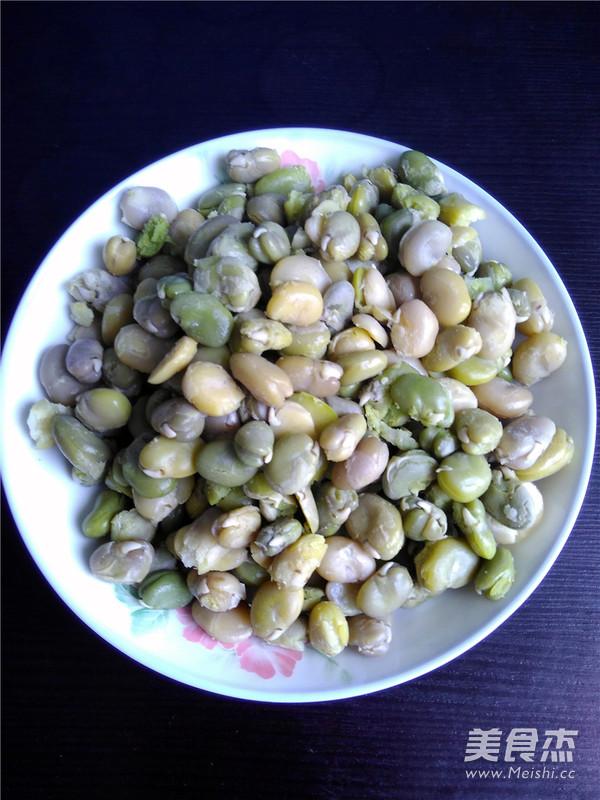 香酥蚕豆的家常做法