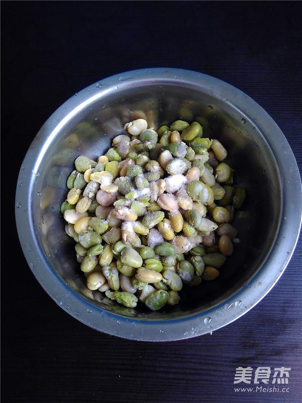香酥蚕豆的简单做法